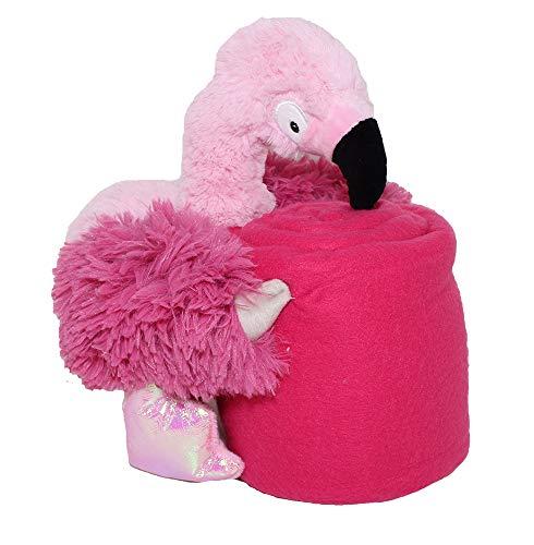 ush Stuffed Animal Throw Blanket 2 Peice Gift Set Kids/Children | 50