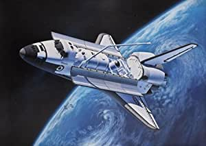 Revell - 04733 - Space Shuttle Atlantis, 111 Teile