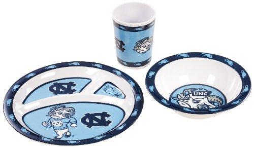 NCAA North Carolina Tar Heels Kids Dish (Bsi North Carolina Tar Heels)