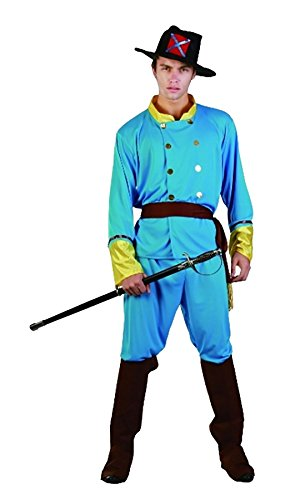 Musketeer Costume Accessories (Rimi Hanger Mens Musketeers Stag do Costume Adults Medieval Book Week Fancy dress Outfit Musketeers Costume One Size(Fit US 4-10))