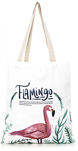 ESTABLISHED Flamingo Rosa London ESTABLISHED White Women's White Women's Tote London SEVENTY9 SEVENTY9 Bag Tote Bag r1qOAr