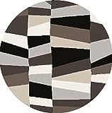 Surya COS-9188 Cosmopolitan Transitional Geometric Round Mint 8' Round Area Rug