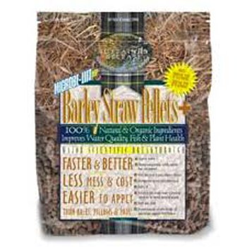 Ecological Laboratories Microbe-Lift Barley Straw Pellets PLUS (4.4 lbs.) ()