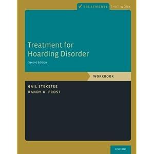 Treatment for Hoarding Disorder Workbook