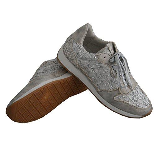 SPM Sneaker Snake Glamour gris