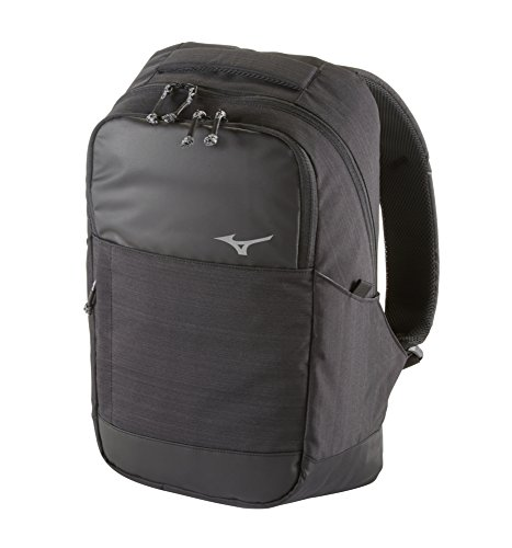 Mizuno Softball Backpack - Mizuno Front Office Backpack, Black