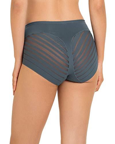 ba78905788e71 Leonisa Women's No Show Invisible Comfy Tummy Control Classic Panty ...