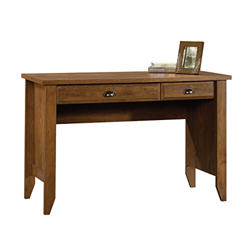 Sauder 410416 Shoal Creek Computer Desk, Oiled Oak Finish