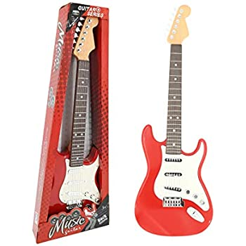 RuiyiF Kids Guitars for Boys Girls Beginners 26Inch - Red + White