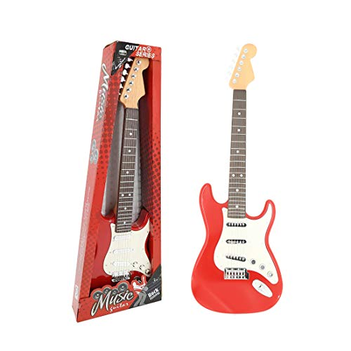RuiyiF Kids Guitars for Boys Girls Beginners 26Inch - Red + White ()