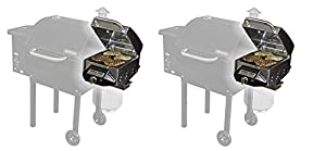 Camp Chef Pellet Grill Accessory SmokePro BBQ Propane Sear Box (Pack of 2) from legendary Camp Chef