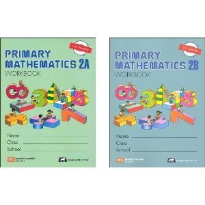 Singapore Math, Primary Level 2 Workbooks, 2A and 2B pdf epub