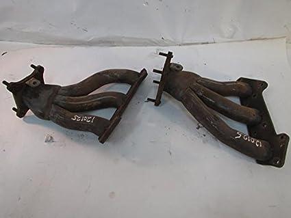 e39 540i exhaust manifold leak