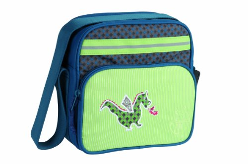 Lassig Mini Square Bag, Dragon by Lassig