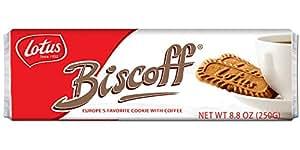Biscoff Cookies Original Singles Pack (32 Cookies / 8.8 oz Total)
