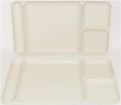 Vintage Off White Supper Set.
