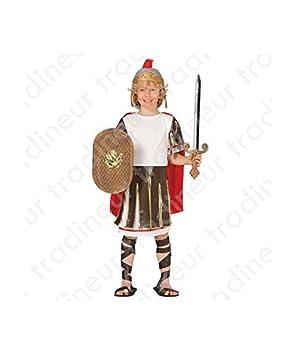 Disfraz de romano (4-6 años): Amazon.es: Juguetes y juegos