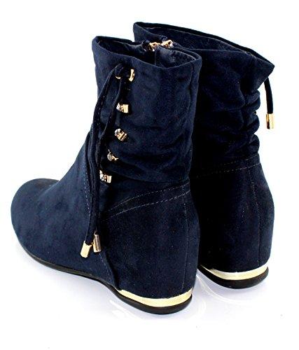 MODELISA Women's A6149 Boots Blue 236uAg