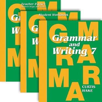 Grammar and Writing, Grade 7: Homeschool Kit