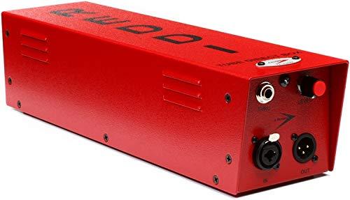 A Designs REDDI 1-channel Tube Direct Box - Tube Box Direct