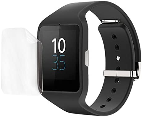 Ksix MFX3460SC01 - Protector de pantalla para smartwatch Sony ...