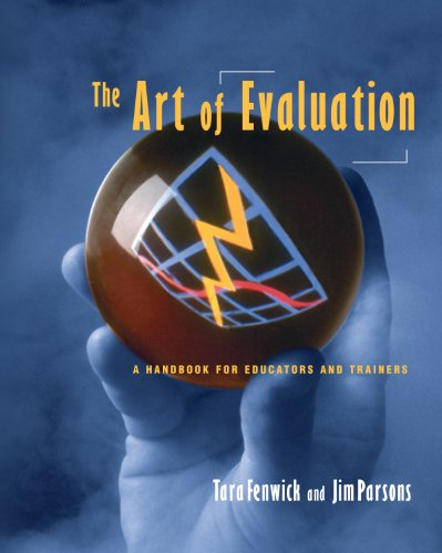 Art of Evaluation: A Handbook for Educators and Trainers