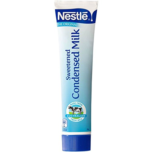 Price comparison product image Sweetened Condensed Milk 200g - Handy Travel Tube