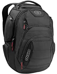"""Ogio Renegade RSS Sports Active Backpack - Black / 19.5""""h x 14"""" w x 8""""d"""