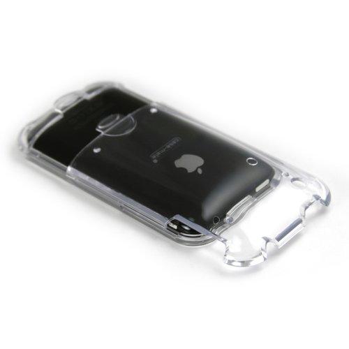 Case-Mate - IPH3GC-NK - Naked Case - Boîtier transparent en acrylique pour iPhone 3G