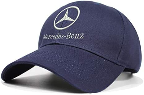 Car sales Car Logo Colored Baseball Cap F1 Racing Hat fit Benz Accessories