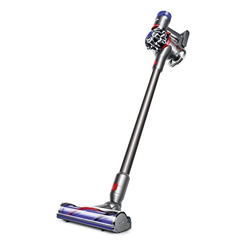 Dyson V7 Animal Cordless Stick Vacuum Cleaner, Iron (Dyson Ball Multi Floor Upright Vacuum Review)