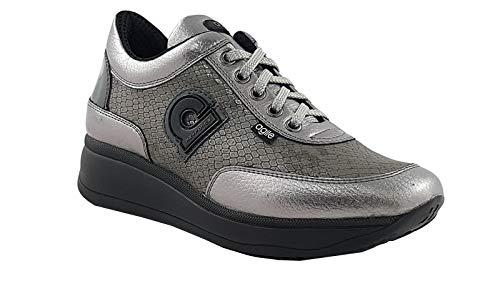 Sneakers Hamlet1304 83581 Rucoline 41 Tarsia Woman1304 Scarpe A Agile By Donna 42g nT8IIa