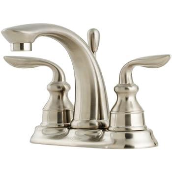 Pfister Avalon 2 Handle 4 Quot Centerset Bathroom Faucet