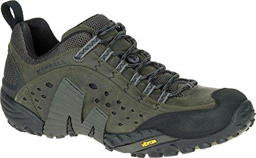Merrell Mens Intercept Fashion Sneaker, Schwarz, 41.5 D(M) EU/7.5 D(M) UK