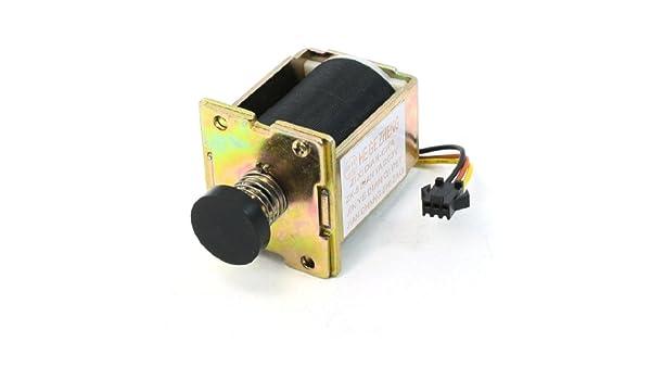 Sourcingmap - Dc solenoide elettromagnete; modelo N Color zx-5; Tamaño para color Macro Calentador De Agua: Amazon.es: Bricolaje y herramientas