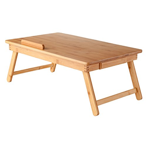 Winsome Wood Baldwin Lap Desk with Flip Top
