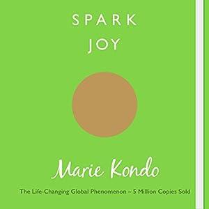 Spark Joy Hörbuch