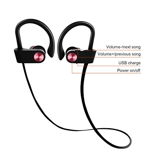 U8I sport bluetooth headphone, wireless bluetooth headphon