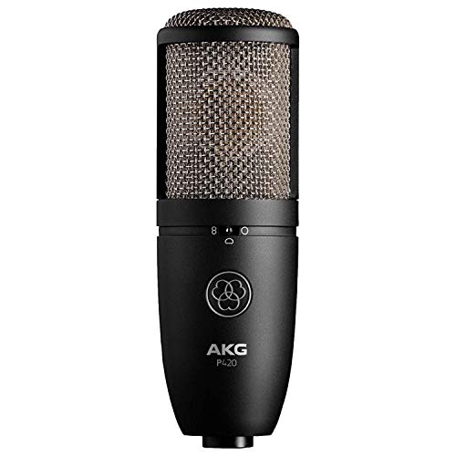 AKG P420 High-performance Dual-capsule True Condenser Microphone