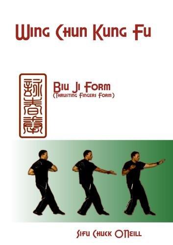 Wing Chun Biu Ji Form