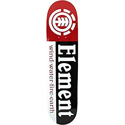 Element Section Skateboard Deck -8.2 - Assembled AS Complete Skateboard : Sports & Outdoors