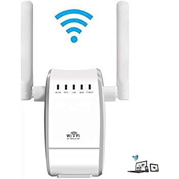 Amazon.com: Ameky 300Mbps WiFi Router Range Extender Wireless ...