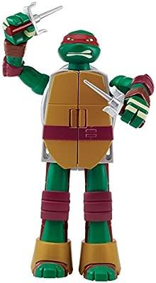 Teenage Mutant Ninja Turtles Mutations Figure To Weapon ...