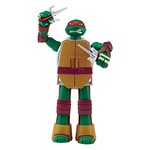Teenage Mutant Ninja Turtles Mutations Figure To Weapon Raphael Figure