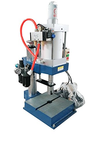 GLT-125 110V 1763LB High Pressure Punch Machine 1010inch Working Countertops Brand New by Punch Machine