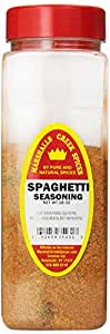 Marshalls Creek Spices Spaghetti Seasoning, 18 Ounce