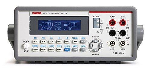 Keithley 2110 100 Digital Bench Multimeter  100V  5 5 Digit