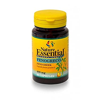 Nature Essential - FENOGRECO 50 CAPS 400 MG NATURE ESSENTIAL
