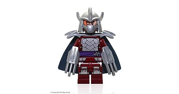 Amazon.com: LEGO Teenage Mutant Ninja Turtles Shredder ...
