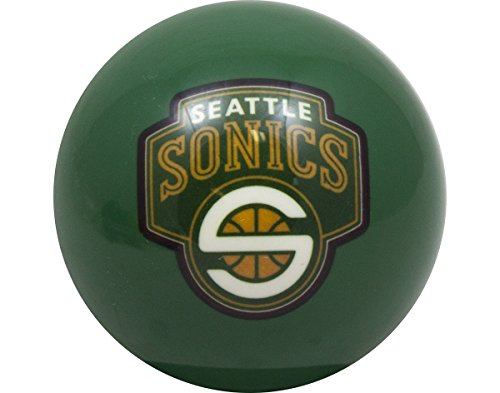 NBA Imperial Seattle Supersonics Pool Billiard Cue/8 Ball - Green by Imperial